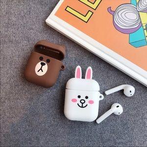 Accessories Disney Airpod Case Keychain Poshmark